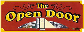 The Open Door NY logo