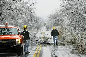 High Peaks Winter Storm Damage and Clean up Emergency Services